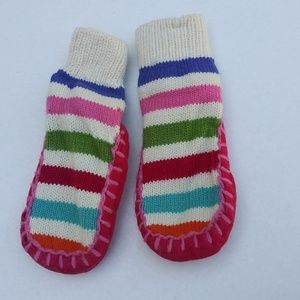 Other - Girls slipper socks size 0-6months